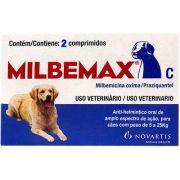 VERMÍFUGO ELANCO MILBEMAX 5-25KG X 2 COMPRIMIDO