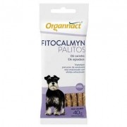 Fitocalmyn Palitos Suplemento Organnact para Cães 40G