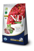 ND QUINOA CANINE ADULT DIGESTION CORDEIRO