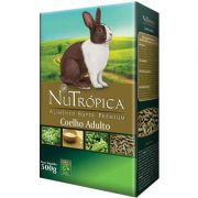 NUTROPICA COELHO NATURAL ADULTO 500G