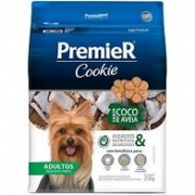 PREMIER COOKIE CAES AD RP COCO/AVEIA250G