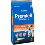 Premier Formula Cães Filhotes Raças médias 20Kg