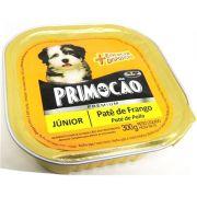 PRIMOCÃO PATÊ JUNIOR FRANGO 300GR