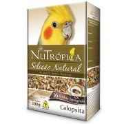 RAÇÃO NUTRÓPICA SELEÇÃO NATURAL PARA CALOPSITA 300G