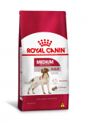 RAÇÃO ROYAL CANINE MEDIUM ADULTO