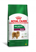 RAÇÃO ROYAL CANIN MINI INDOOR SENIOR