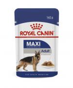 Ração Royal Maxi Canin Sachê Adult para Cães Adultos Raças Grandes 140g