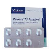 RILEXINE 75 PALATAVEL 7CP (CARTELA)