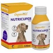 Suplemento Hipercalórico  Organnact  Nutricuper Dog 120ml