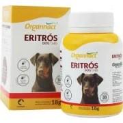 Suplemento Organnact Eritrós Dog Tabs Hematopoises 18g