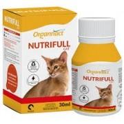 Suplemento Organnact Nutrifull  Cat 30ml