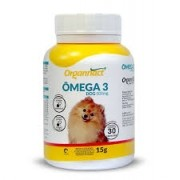 Suplemento  Organnact  Ômega 3 Dog 500mg