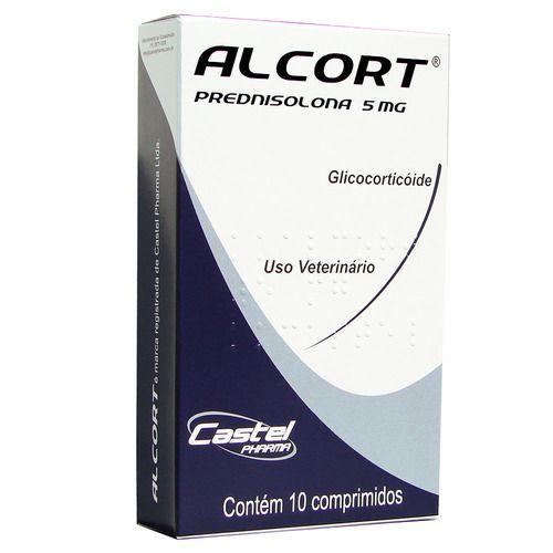 ALCORT 5MG 10CP