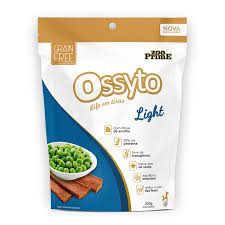 Bifinho Petisco Para Cachorro Ossyto Light 300gr
