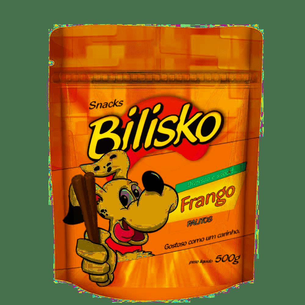 BILISKO PALITOS FRANGO 500G