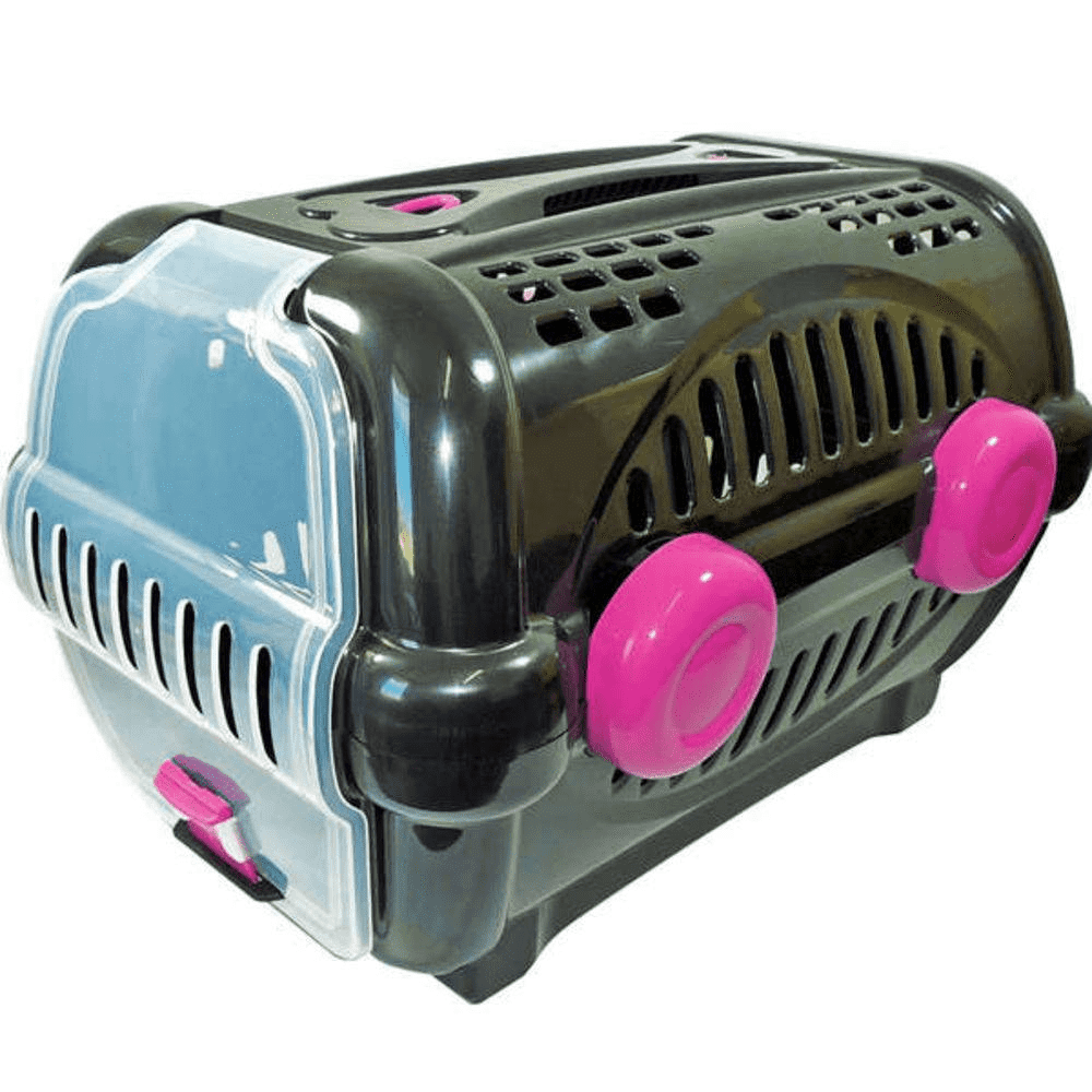 CAIXA TRANSP.LUXO N1 BLACK (28,5ALT X 30LAR X 43COMP)