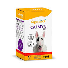 Calmyn  Dog  Suplemento Organnact  40ml