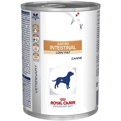 CANINE GASTRO INTESTINAL LOW FAT WET410G