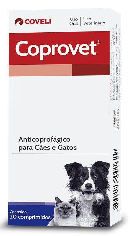 COPROVET COVELI 20 COMPRIMIDOS