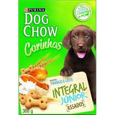 DOG CHOW CARINHOS INTEGRAL JUNIOR 300G