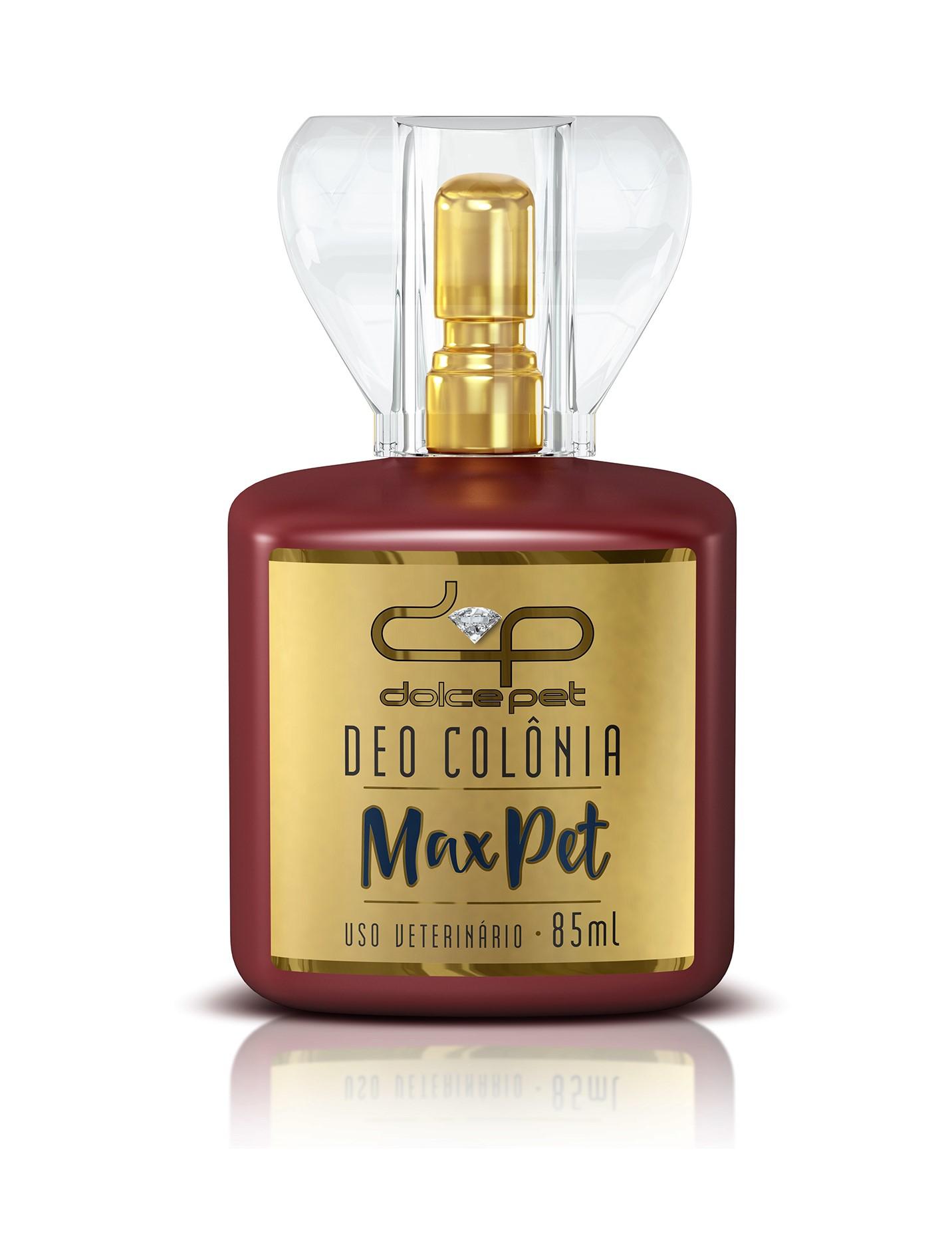 Dolce Pet Deo Colônia Max Pet 85ml