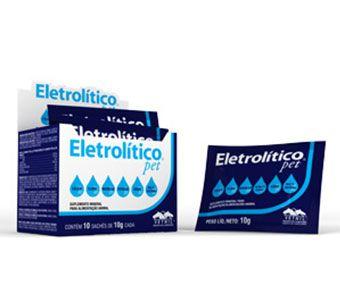 ELETROLITICO PET VETNIL 10G