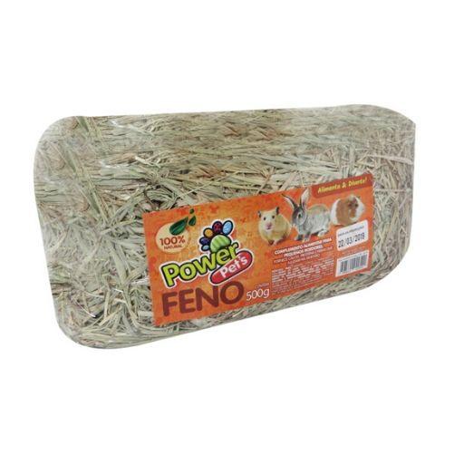 FENO PRENSADO POWERPETS 500G
