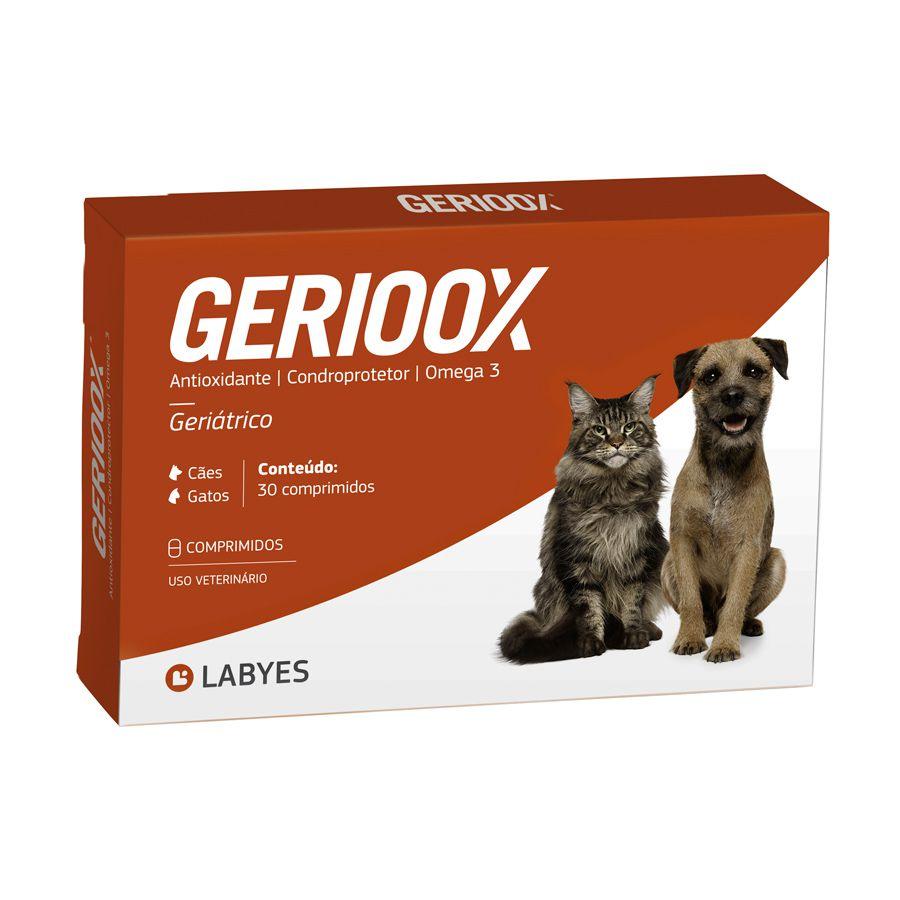 GERIOOX LABYES 30 COMPRIMIDOS