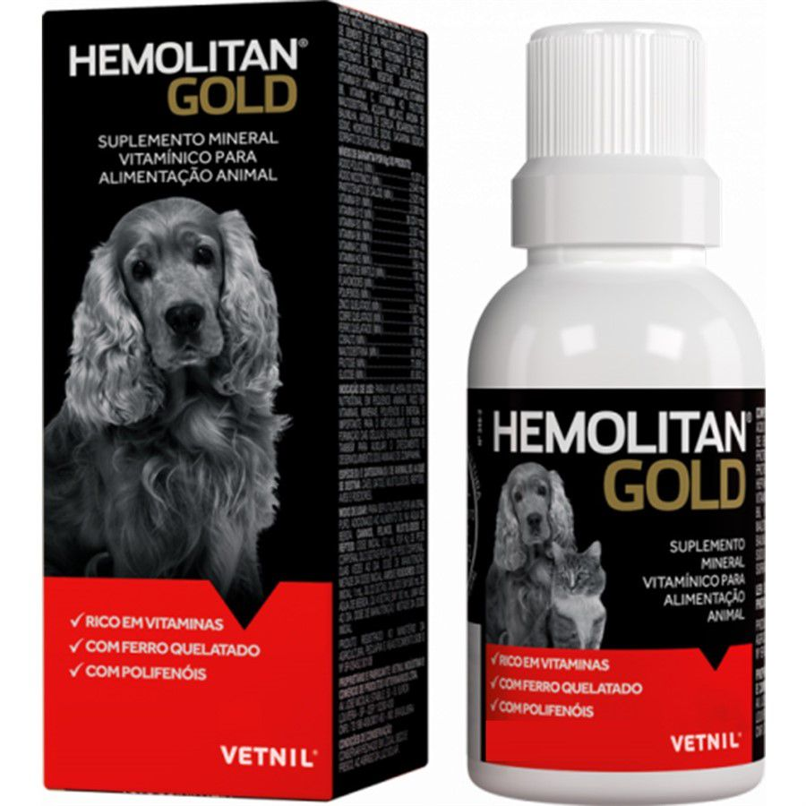 HEMOLITAN GOLD 30ML