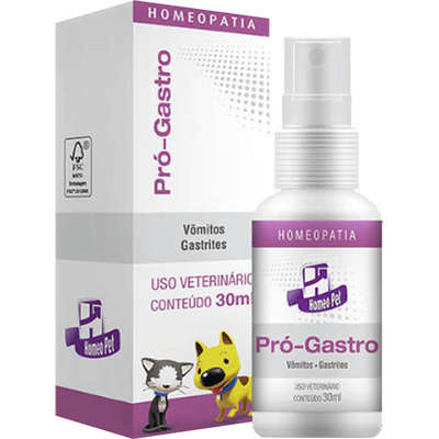 Homeopet Pró-Gastro 30ml