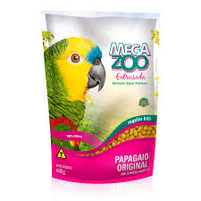 MEGAZOO EXT PAPAGAIOS REGULAR (AM16) 600G