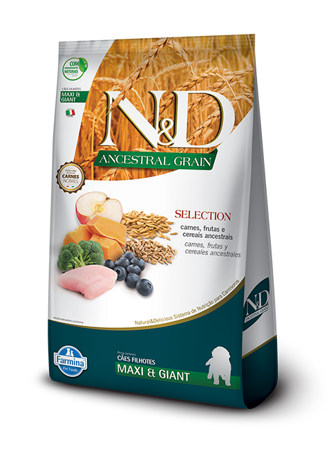 ND ANCESTRAL SELECT CAN PUPPY MAXI GIA 15 KG