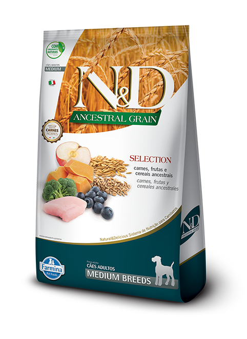 ND ANCESTRAL SELECTION CAN ADT MEDIUM 15KG
