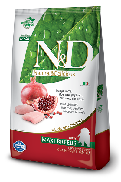 ND PRIME CAN FRANGO PUPPY MAXI 10,1KG