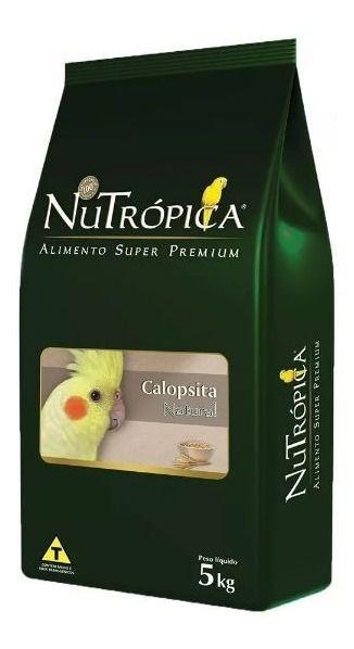 NUTROPICA CALOPSITAS NATURAL 5KG