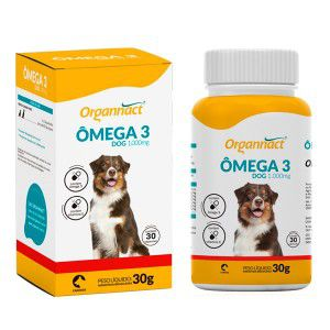 OMEGA 3 DOG 1000MG BLISTER 30 CAPS