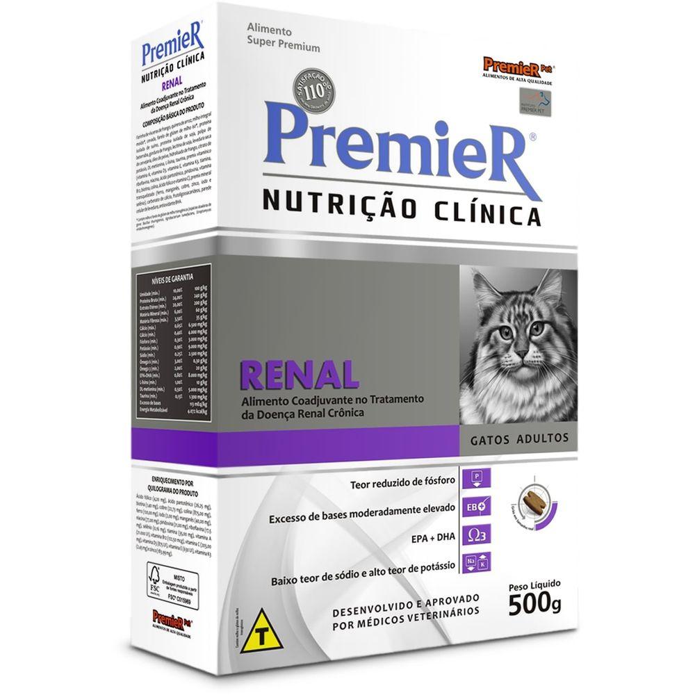 PREMIER NUTRI CLIN GATOS RENAL 500G