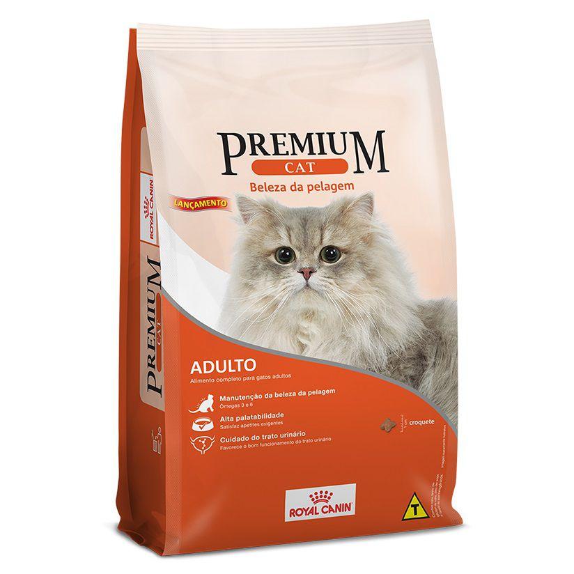 PREMIUM CAT AD BELEZA DA PELAGEM 1 KG