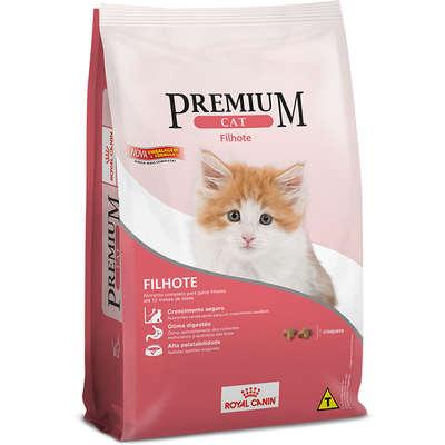 Ração Royal Canin Premium  Cat  Filhote 1kg