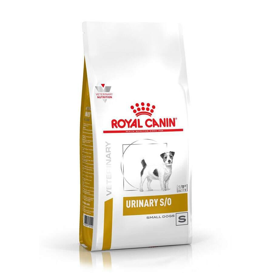 Ração Royal Canin Veterinary Urinary S/O Small Dog