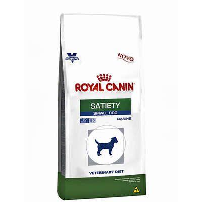 RAÇÃO ROYAL CANINE SATIETY SMALL DOG