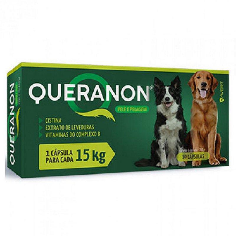 Suplemento Avert Queranon 15 Kg x 30 Comprimidos
