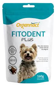 Suplemento Organnact  Fitodent  Plus Sache 160g