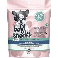 The French Baby Snacks Hipoalergenico Com ora Pro Nobis 120g
