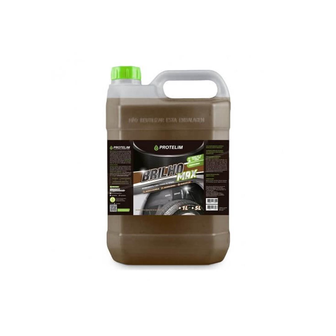 Acabamento para Caixas de Rodas Brilho Max 5 litros Protelim