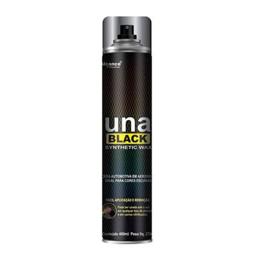 Alcance Una Black Synthetic Wax  400ml