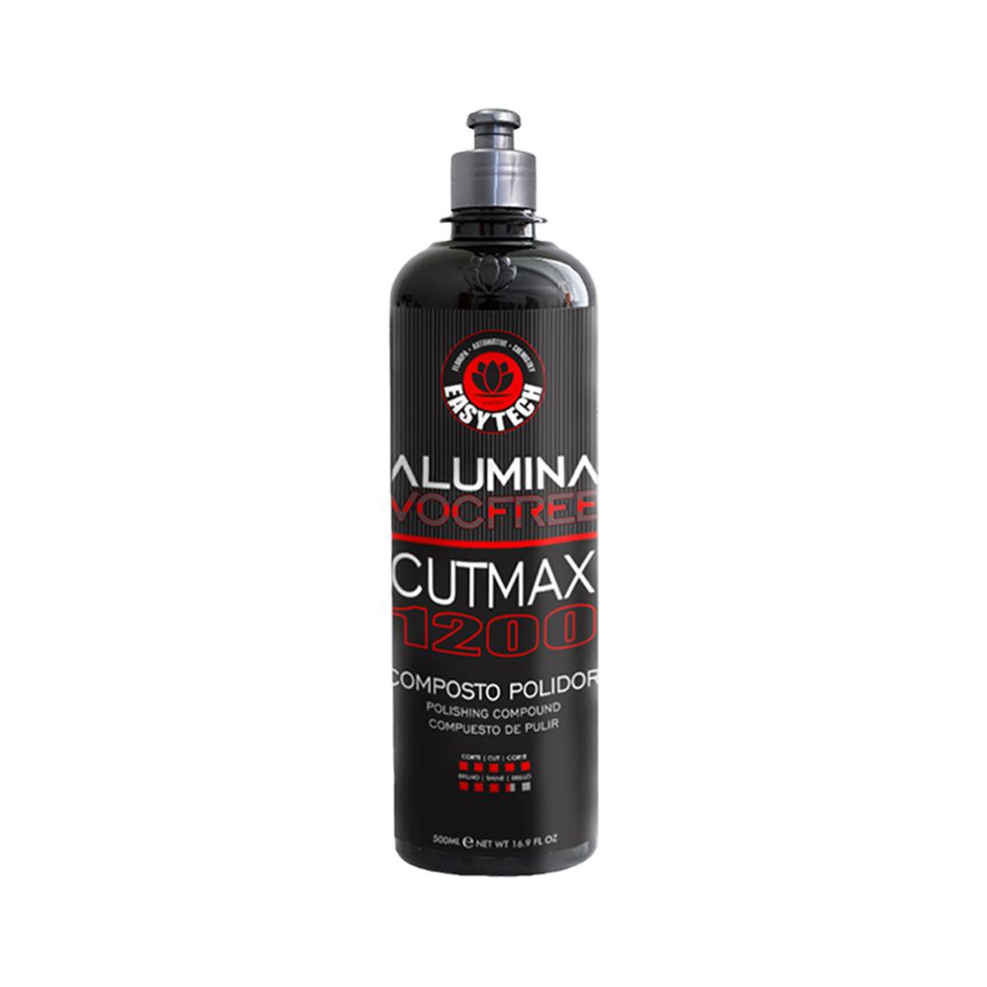 Alumina Cutmax Composto Polidor de Corte Pesado