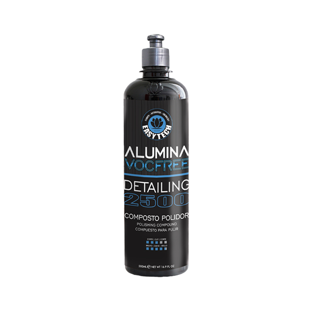 Alumina Detailing Composto Polidor de Refino