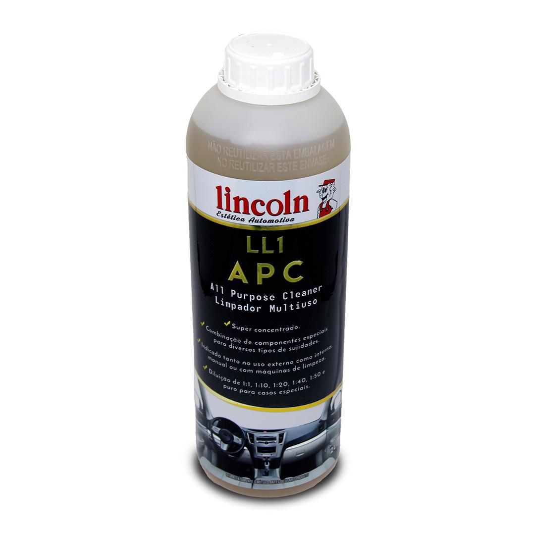 Lincoln Limpador Multiuso LL1 2L