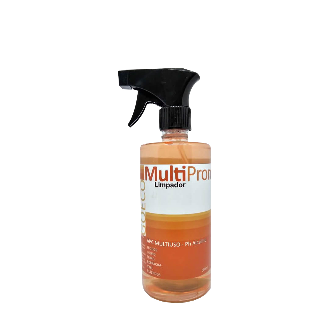 Apc Multipronto- Limpador Multiuso Perfumado 500ml